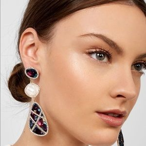 Baublebar ENNA Resin Drop Earrings